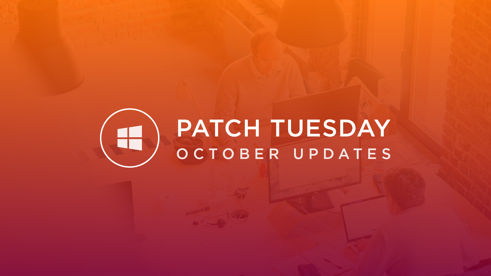 October Patch Tuesday 2019